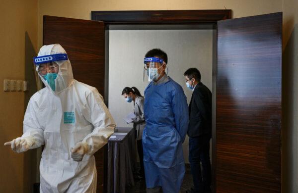 北京附近再爆疫情 天津進入戰時狀態