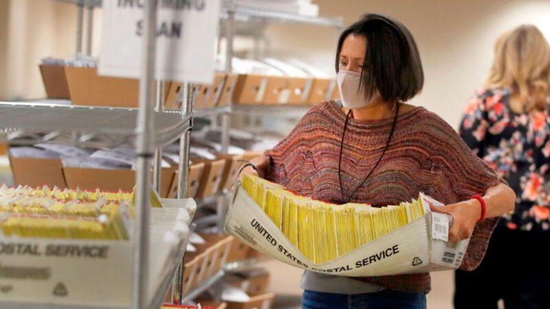 賓州郵遞員接到命令:只送拜登選票 川普的一律扔掉