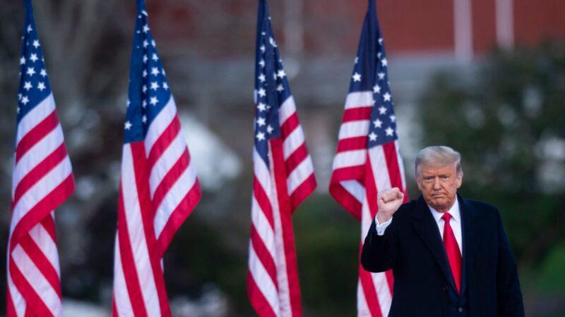 大选前夜白宫声明 重申川普对华政策(附全文翻译)