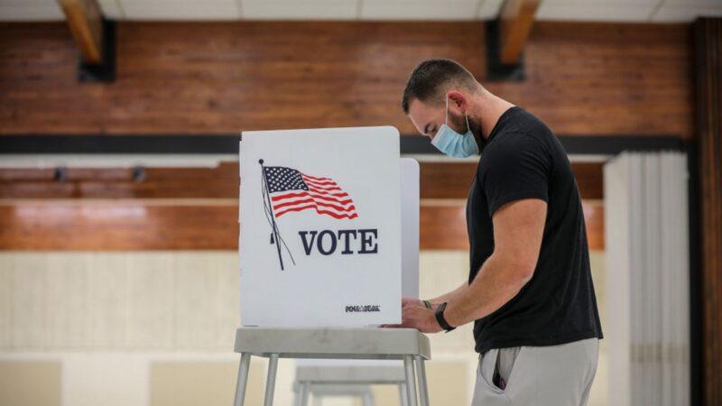 投票机公司主席入选拜登过渡团队 川普:太疯狂了
