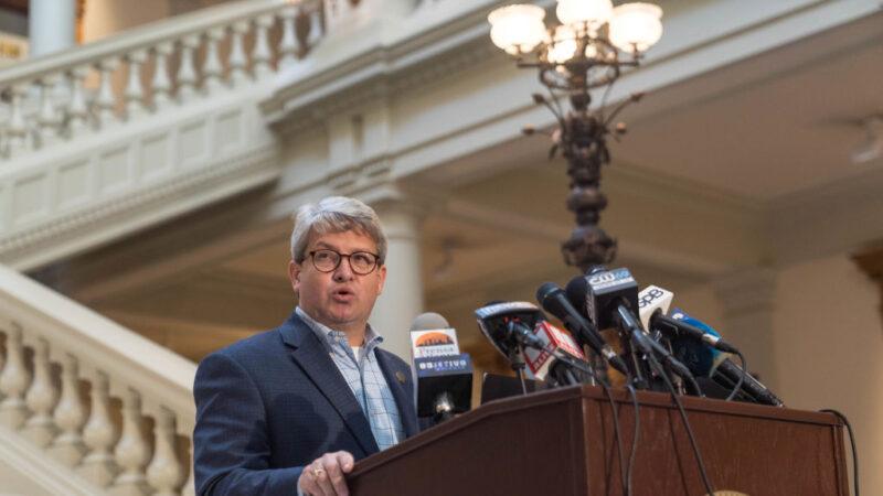 選務不透明避見面 喬州參議員要求州務卿辭職