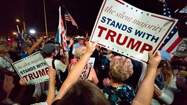 田雲:美大選欺詐令人震驚 左派為何反川普