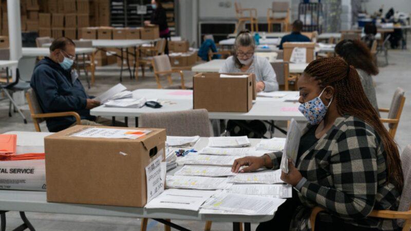 民調:85%美國人認為清點合法選票為當務之急