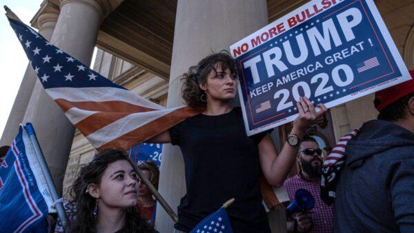 密歇根三縣選舉違規 選民提告籲120萬選票作廢
