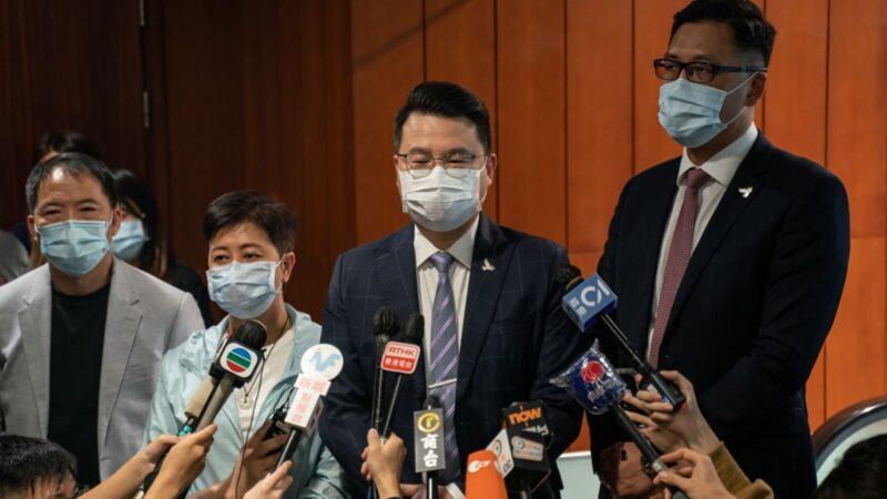 多國譴責褫奪港議員資格 戰狼威脅「死路一條」