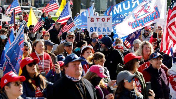 美国民调:三成民主党人认为拜登可能偷窃大选