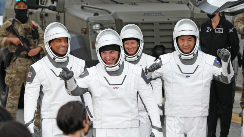 人類首次!美國擬推太空旅行 門檻10美元