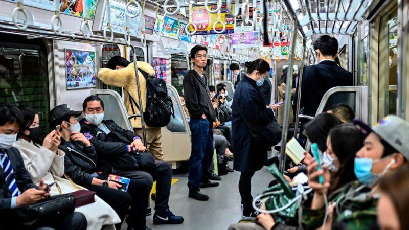 確診病例創新高 東京19日擬調至最高警戒