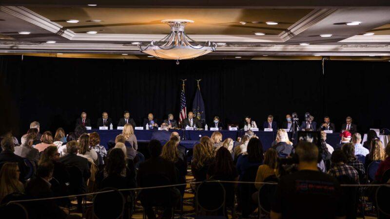 賓州眾院提交議案:撤銷大選結果和認證