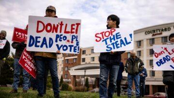 宾州选举调查听证会 证人披露大量欺诈内幕