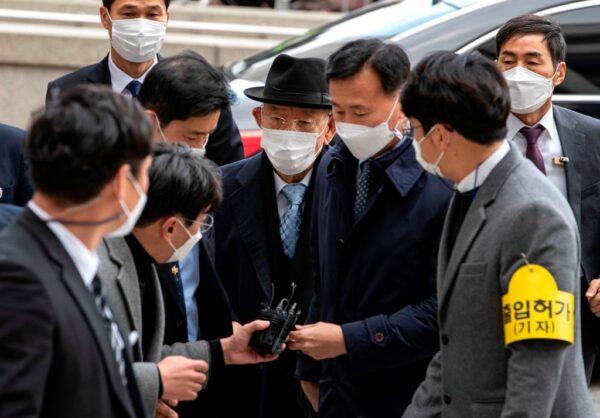 韩光州事件射击平民属实 全斗焕一审遭判8个月