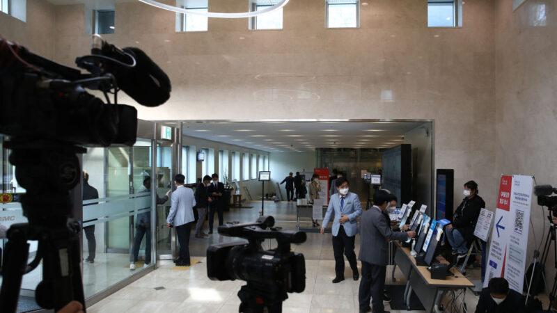 韓記者確診感染 曾採訪李健熙葬禮 籲逾千人速採檢