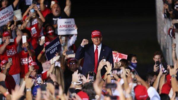 钟原:美大选关键时刻 中共党媒报导淡化处理