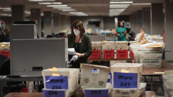 新進展:川普團隊要求重計威斯康星州兩縣選票