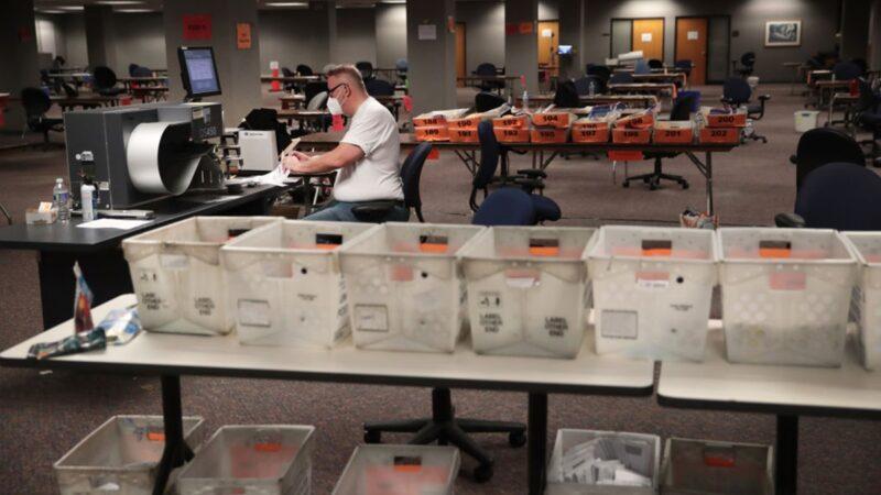 【名家专栏】大选劫案 威州极高投票率的背后