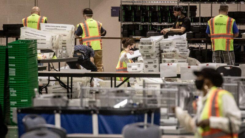 賓州法官裁決不計入隔離選票 川普陣營又勝一局