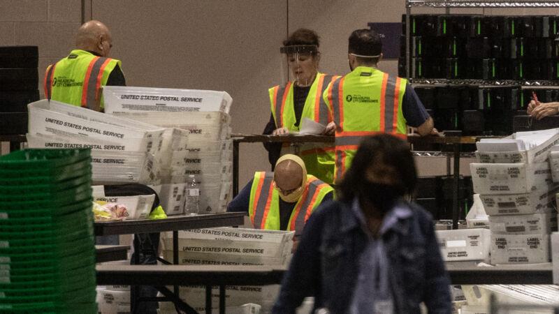 宾州议员诉260万选票违宪 要求禁止认证选举结果