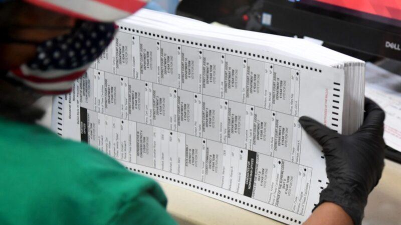分析师发现异常:密歇根州5秒计票近15万