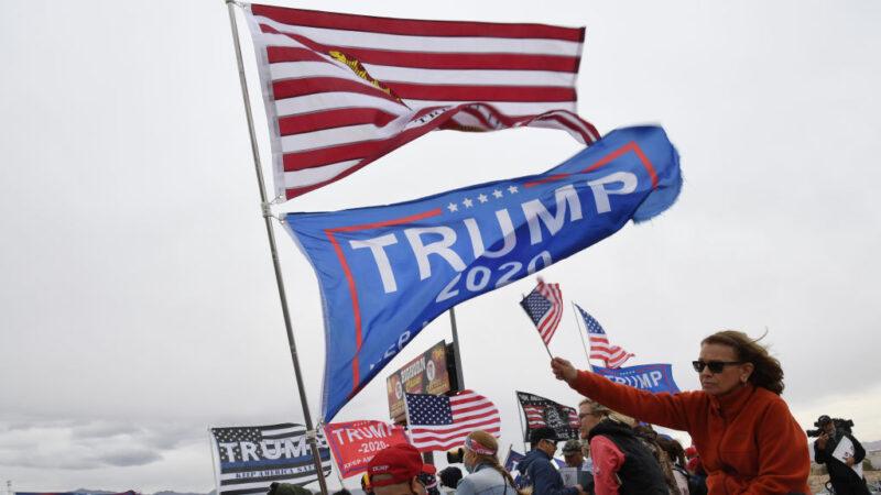 美联邦选举委员会主席:选举无透明 欺诈正在发生