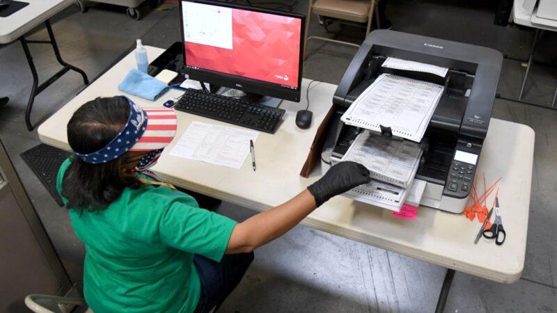 內華達干擾監票手段多樣 選務官「密令」曝光