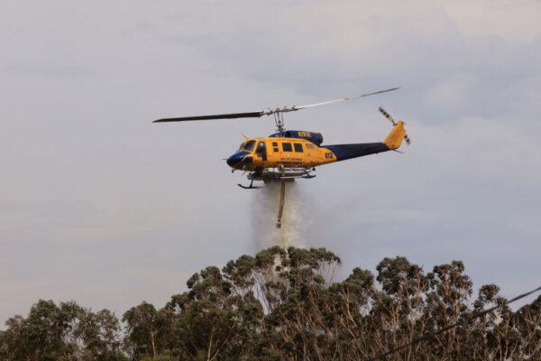 多地飙45度高温 澳洲下禁火令防严重野火再现