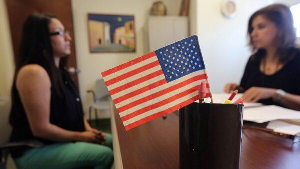 拒中共党员移民 美国新增入籍考试内容
