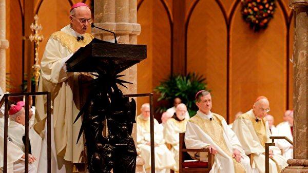 張菁:大主教三封公開信 在傳遞神的啟示