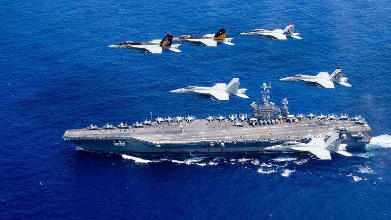 美海军部长吁建新舰队 部署印太遏制中共