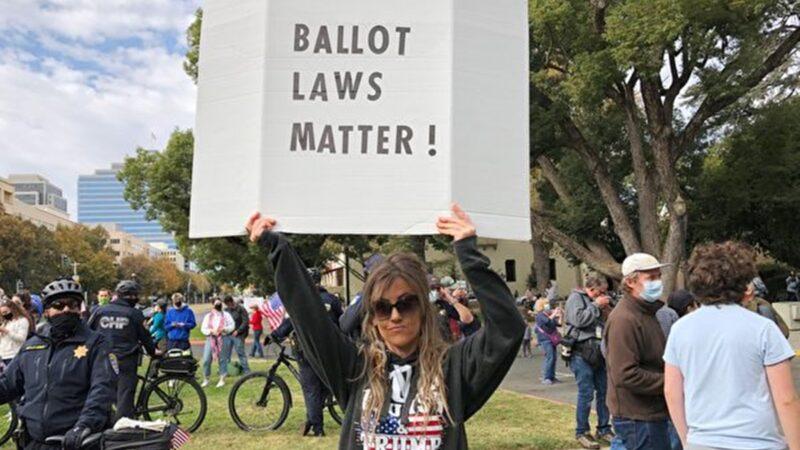 周曉輝:美大選投票軟件有問題 中共可做手腳