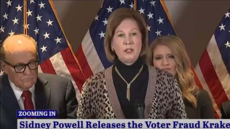 鮑威爾聲明:捍衛共和  為美國人民而戰