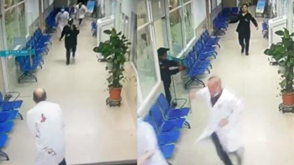 广州患者砍伤医生后跳楼 传曾举报领导无果