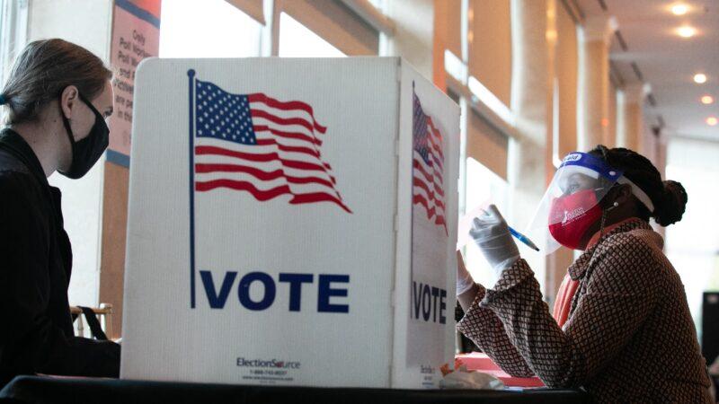 乔治亚2县投票机也故障 与密歇根问题软件相同