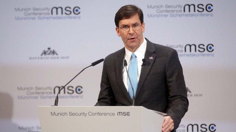 川普宣布國防部長停職 代理防長即時上任