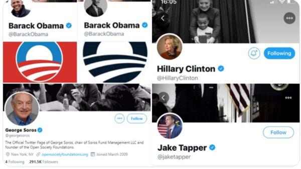 民主黨左翼推特頭像背景紛紛變黑白 網友熱議