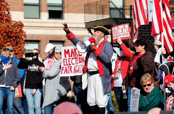 底特律選舉官公開鼓勵選舉舞弊 法律團體提告