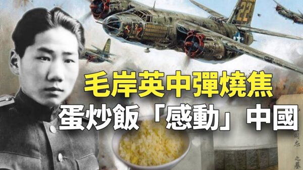 """【欺世大观】中弹身亡 毛岸英死于""""蛋炒饭"""""""