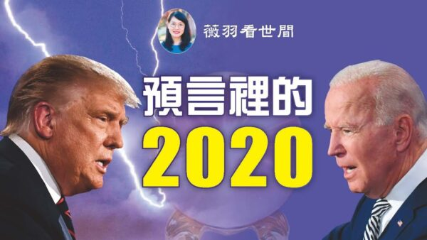 【薇羽看世间】美国最准的女预言家怎样预言2020年?