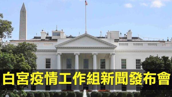 【重播】彭斯白宫疫情工作组新闻发布会(同声翻译)