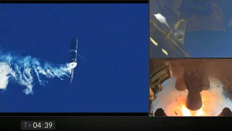 SpaceX「星艦」墜地成火球 馬斯克興奮高呼(視頻)