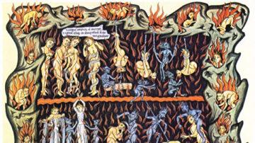 但丁《神曲》故事:欺詐——毒害世界的怪物