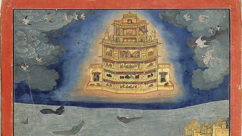 数千年前的宇宙飞船——史前高级文明?!