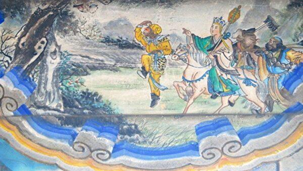 【西游义趣】之十一:一年中 唐僧经历了十八年