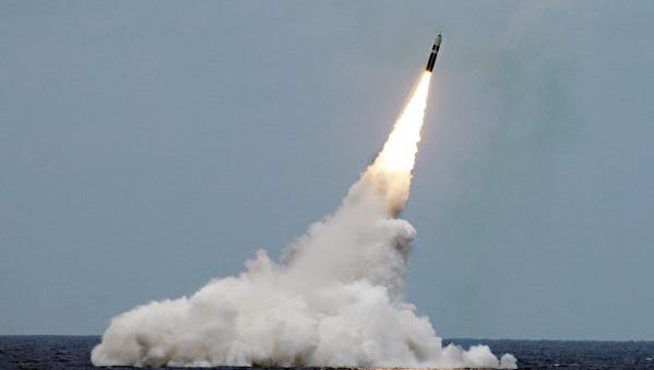 沈舟:美国防部透露核弹头部署1550枚