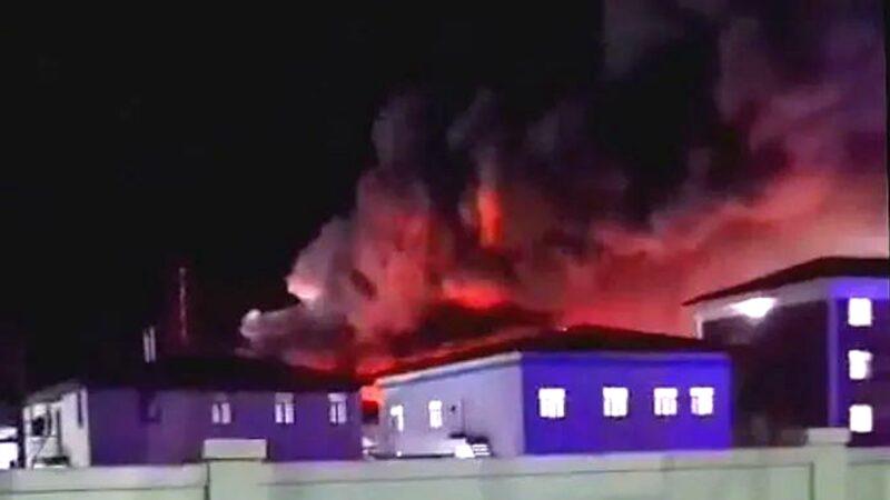 黑龙江化工厂大爆炸 至少5死伤2失联