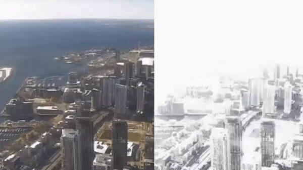 天降異象?川普演講當天 紐約流星大爆炸(視頻)