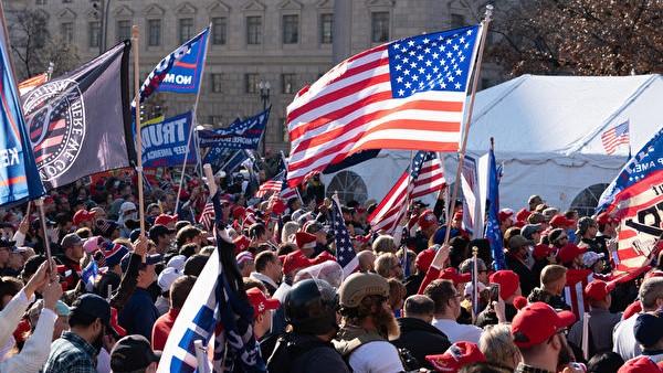田雲: 七州共和黨選舉人選川普 拜登急於翻篇