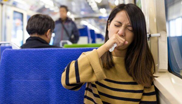 咳嗽不是遮口鼻就夠了 做到2件事防病毒傳染