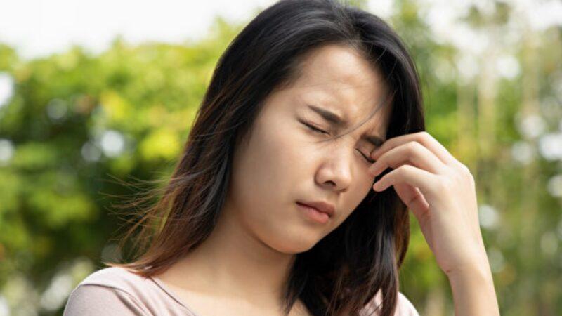 眼皮跳有5大原因 看你是哪种?这些情况快就医