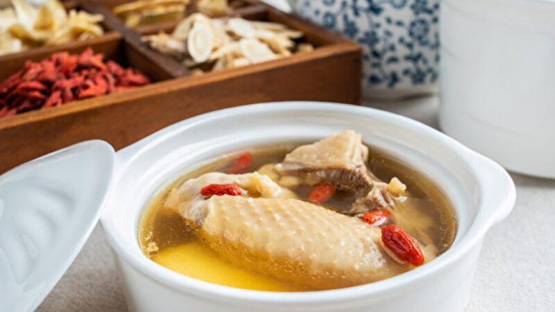 中医师推荐1茶饮和1碗汤 抗病毒、提升免疫力