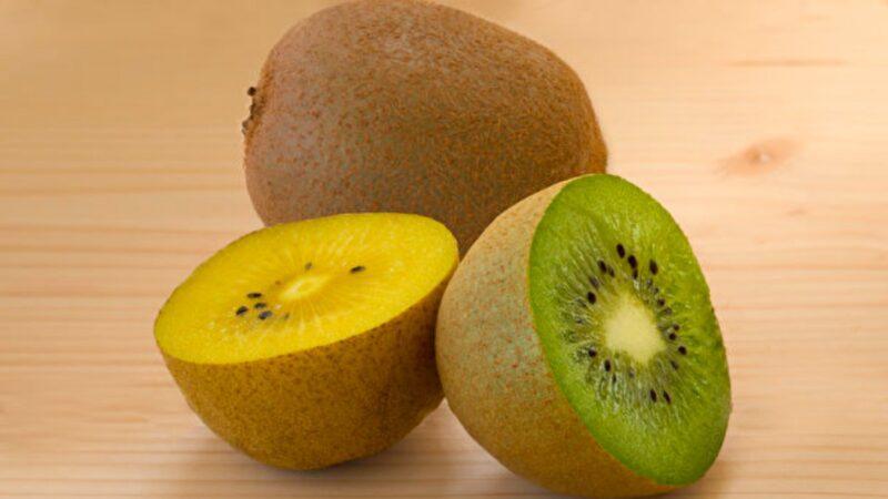 黃色奇異果防癌、綠色抗便祕 1招催熟變軟甜